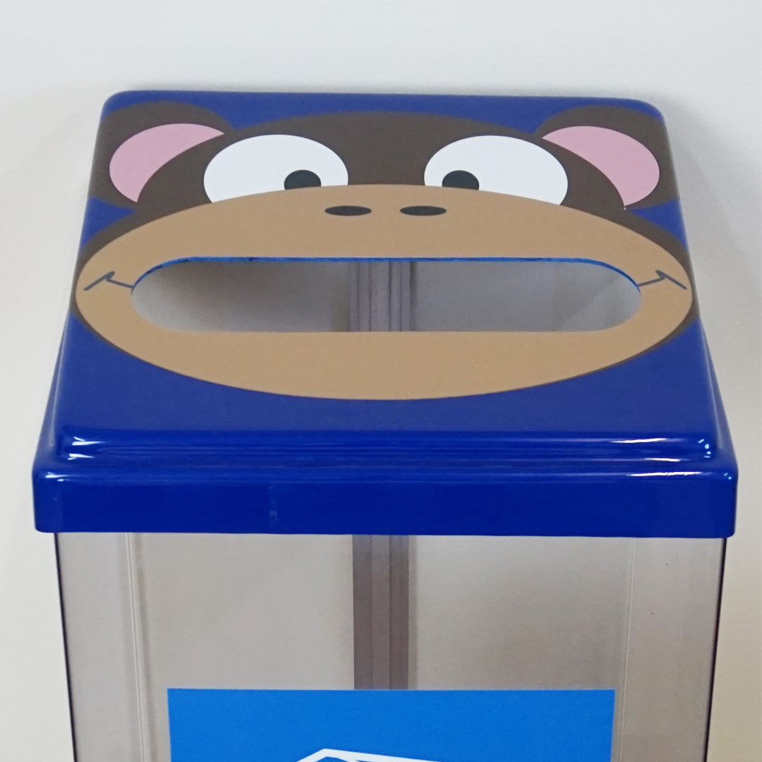 Box-Cycle-Monkey-Paper