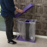 Box-Cycle-Cup-Recycling-Bin-Open